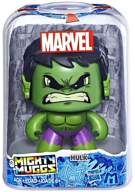 Marvel Mighty Muggs Hulk Vinyl Figure
