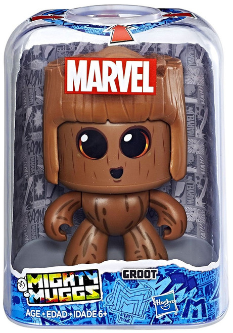 Marvel Mighty Muggs Groot Vinyl Figure