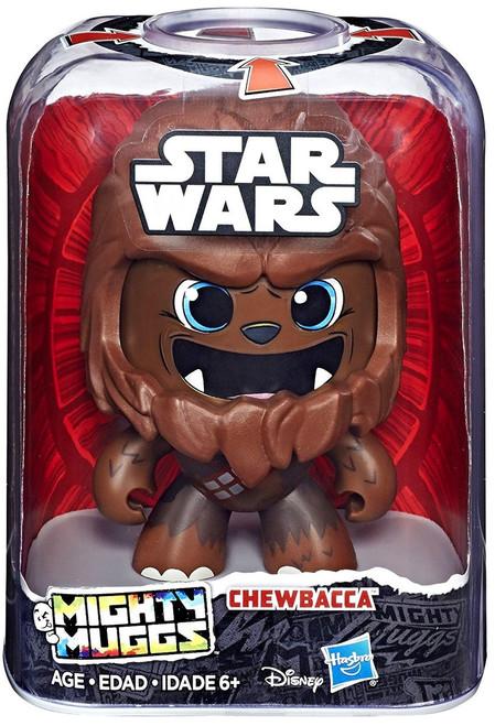 Star Wars A New Hope Mighty Muggs Chewbacca Vinyl Figure