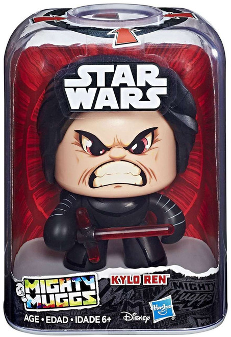 Star Wars The Force Awakens Mighty Muggs Kylo Ren Vinyl Figure