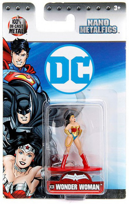 DC Nano Metalfigs Wonder Woman 1.5-Inch Diecast Figure DC38 [DC38]
