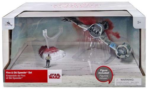Disney Star Wars The Last Jedi Finn & Ski Speeder Action Figure & Vehicle Set