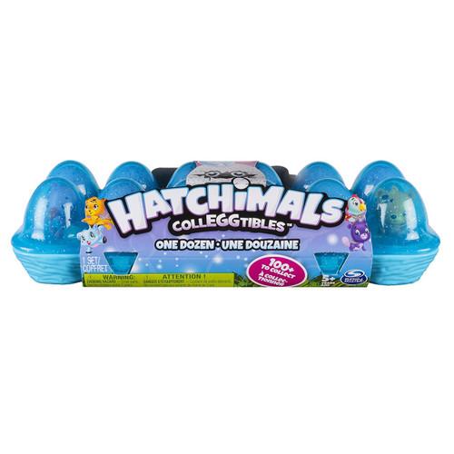 Hatchimals Colleggtibles Season 2 Mystery 12-Pack [Dozen, Blue Egg Carton]