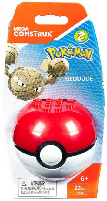 Pokémon Series 2 Geodude Set