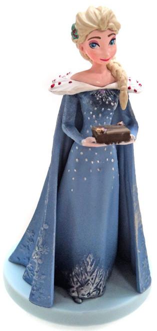 Disney Olaf's Frozen Adventure Elsa 3-Inch PVC Figure [Loose]