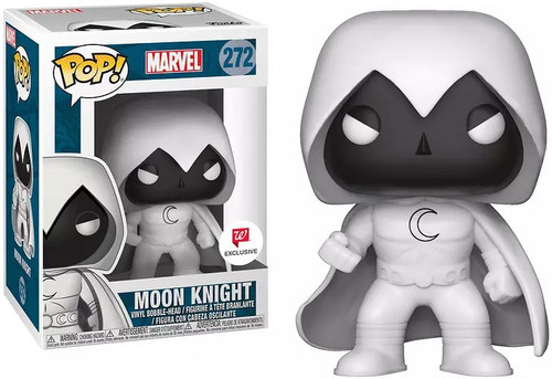 Funko POP! Marvel Moon Knight Exclusive Vinyl Bobble Head #272 [Hooded & Caped]