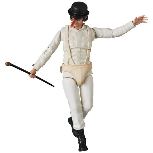 A Clockwork Orange MAFEX Alex DeLarge Action Figure #055