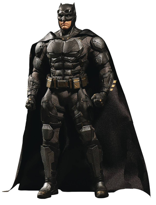 DC One:12 Collective Tactical Suit Batman Action Figure [Justice League]