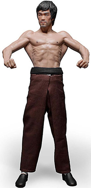 Bruce Lee Exclusive Statue [Brown Pants]