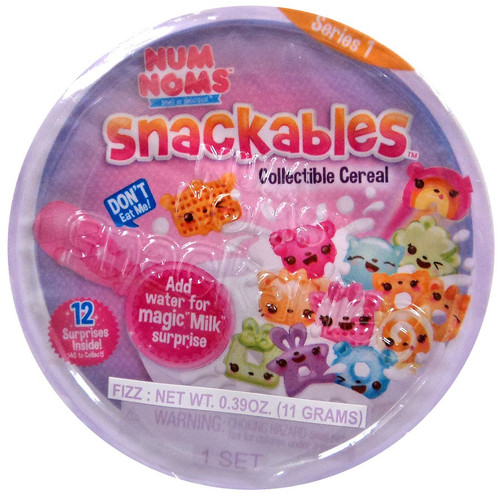 Num Noms Snackables Collectible Cereal Series 1 Mystery Pack [Wave 1]
