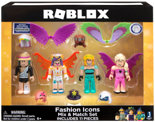 Roblox Legends Of Roblox Six Figure Pack Lot Stop Roblox Apocalypse Rising 2 3 Action Figure 6 Pack Jazwares Toywiz