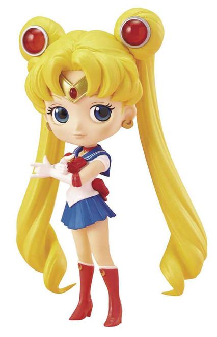 Q Posket Petit Sailor Moon 2.8-Inch Collectible Figure