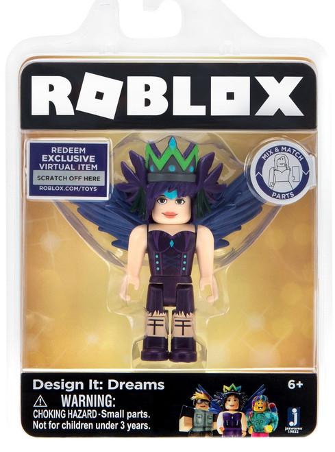 Roblox Celebrity Collection Design It: Dreams Action Figure