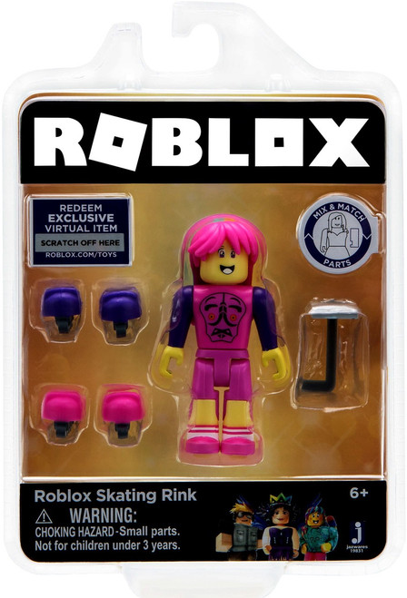 Celebrity Collection Roblox Skating Rink Action Figure