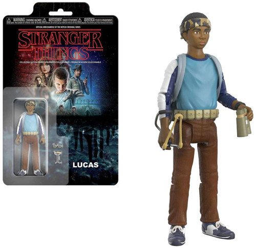 Funko Stranger Things Lucas Action Figure