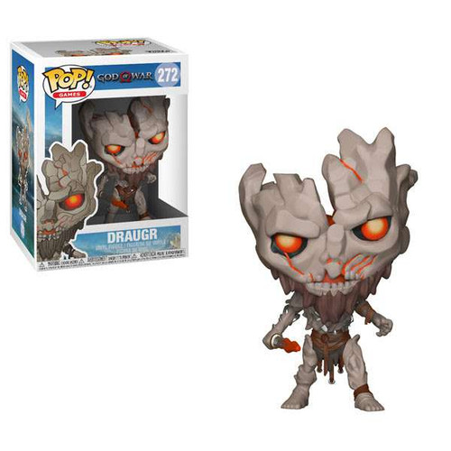 Funko God of War POP! Games Draugr Vinyl Figure #272