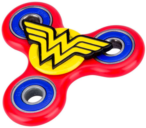 Antsy Labs DC 3-Way Wonder Woman Spinner