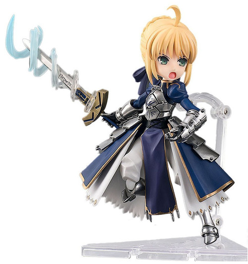 Fate/Stay Night Unlimited Blade Works Parfom Series Saber 10-Inch Collectible PVC Figure