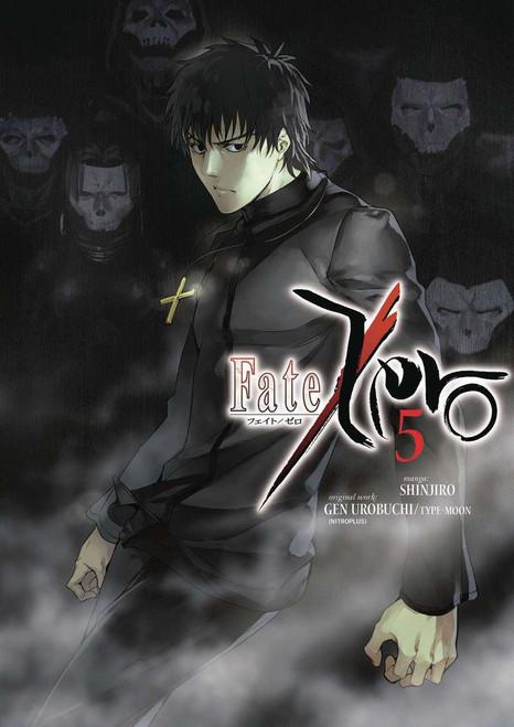Fate/Zero Volume 5 Manga Trade Paperback