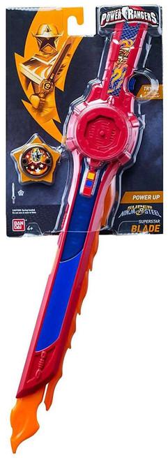 Power Rangers Super Ninja Steel Power Up Superstar Blade Roleplay Toy