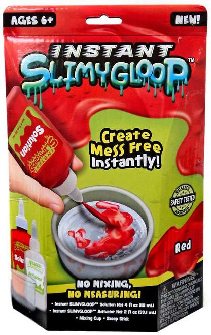 Slimygloop Instant Red Slime Kit