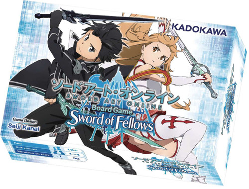 Sword Art Online Competitive Dice Game