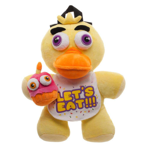 Five Nights at Freddy's Chica Plush Backpack