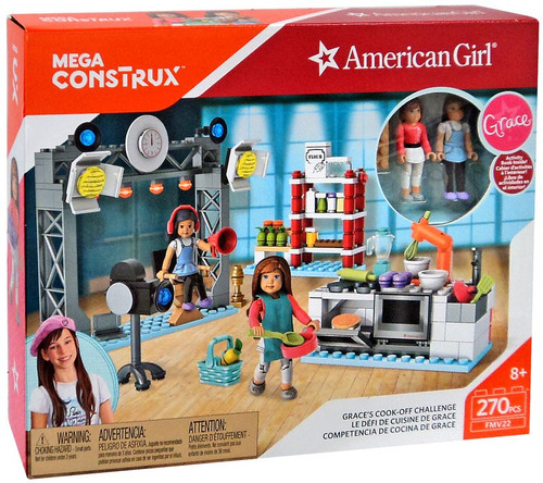 American Girl Grace's Cook-Off Challenge Set