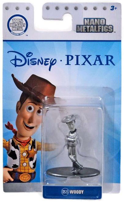 Disney / Pixar Nano Metalfigs Woody 1.5-Inch Diecast Figure DS15 [Black & White]