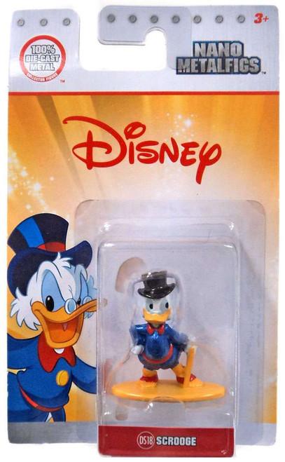 Disney Nano Metalfigs Scrooge McDuck 1.5-Inch Diecast Figure DS18