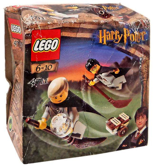 LEGO Harry Potter Series 1 Sorcerer's Stone Flying Lesson Set #4711 [Damaged Package]