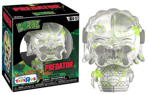 Funko Dorbz Predator Exclusive Vinyl Figure #401 [Cloaked, Bloody, Glow-in-the-Dark]