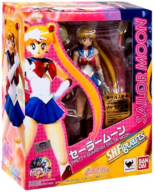 S.H. Figuarts Pretty Guardian Sailor Moon Action Figure [1st Version]