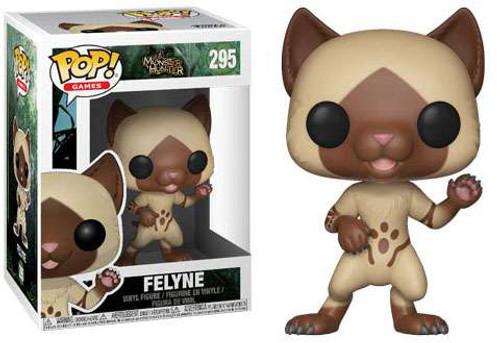 Funko Monster Hunter POP! Video Games Felyne Vinyl Figure #295