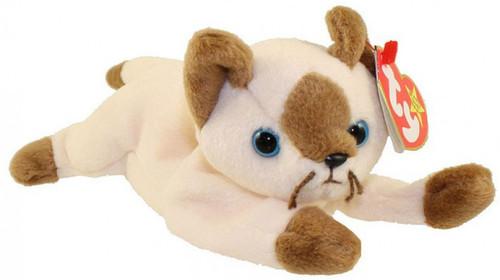 Beanie Babies Snip the Cat Beanie Baby Plush