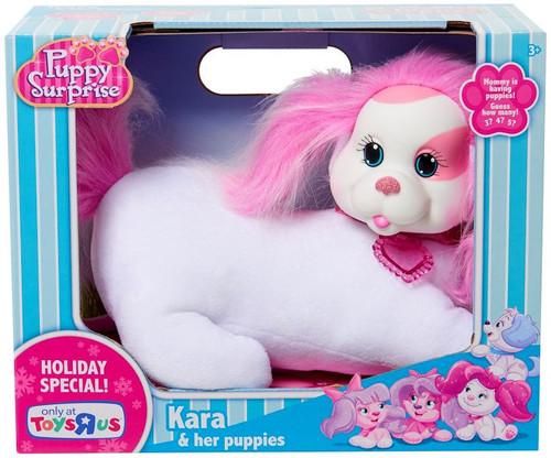 Puppy Surprise Kara & Her Puppies Exclusive Plush Toy