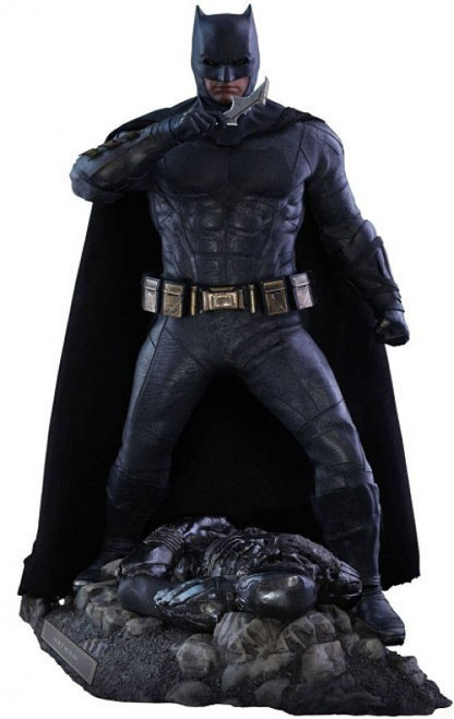 DC Justice League Movie Batman Collectible Figure [Deluxe Version]
