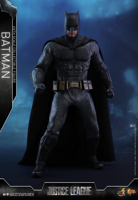 DC Justice League Movie Batman Collectible Figure [Regular Version]