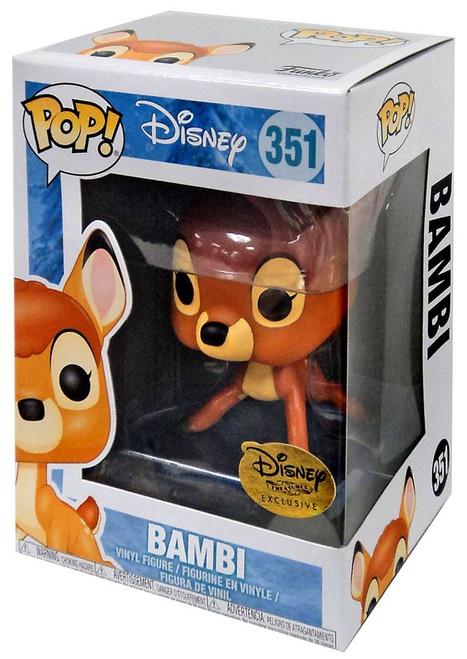 Funko POP! Disney Bambi Exclusive Vinyl Figure [Snowflake Mountain]