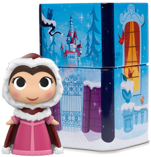 Funko Disney Beauty and the Beast Belle Exclusive Mystery Mini Figure Tin [Snowflake Mountain]