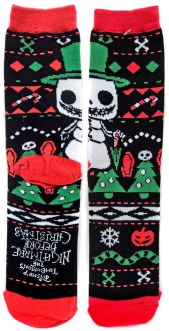Funko The Nightmare Before Christmas Exclusive Socks [Snowflake Mountain]