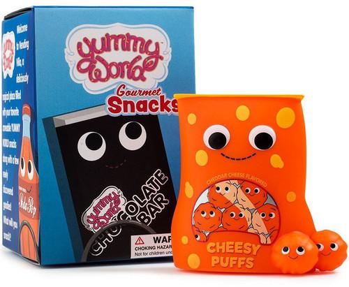 Yummy World Vinyl Mini Figure Gourmet Snacks 3-Inch Mystery Pack [1 RANDOM Figure]