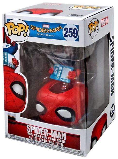 Funko Marvel Spider-Man: Homecoming Spider-Man Vinyl Bobble Head #259