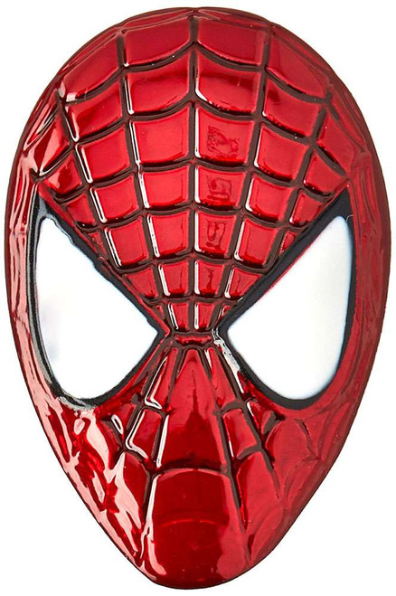 Marvel Spider-Man Pewter Pin