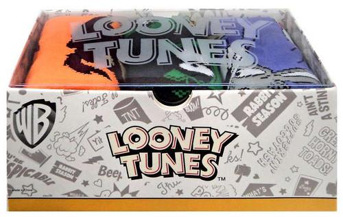Looney Tunes Crew Socks 3-Pack [Size 10-13]