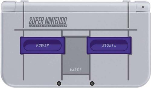 New Nintendo 3DS XL Video Game Console [Super Nintendo Edition]