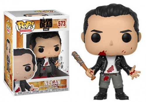 Funko The Walking Dead POP! TV Negan Vinyl Figure #573 [Clean Shaven]