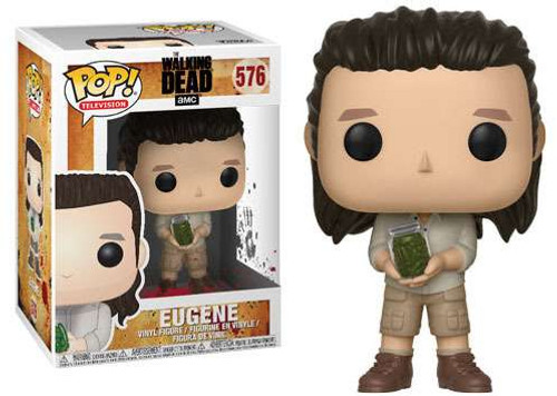 Funko The Walking Dead POP! TV Eugene Vinyl Figure #576