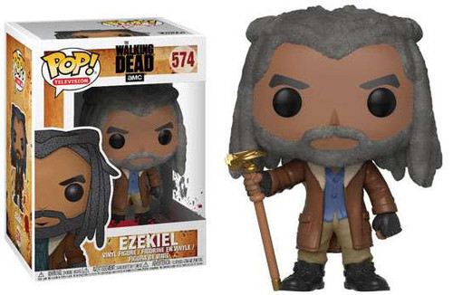 Funko The Walking Dead POP! TV Ezekiel Vinyl Figure #574