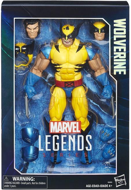 Marvel Legends Wolverine Deluxe Collector Action Figure